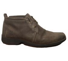 Timberland Earthkeepers Shoes Men's Brook Park Chukka Boots BROWN Leather Sz 8.5
