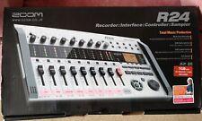 Zoom r24 recorder