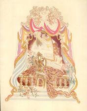 Le Carrosse du Saint Sacrement/P. Mérimée/décoré par Touchagues/Kieffer/1928
