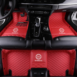 For Nissan X-Trail 2008-2019 SUV Luxury Custom Car Floor Mats