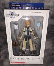 Kingdom Hearts II Play Arts Action Figure No. 2 Roxas Square Enix Articulating
