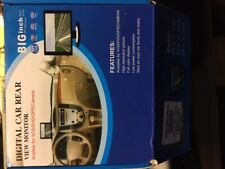 REAR BACK UP CAMERA, & MONITOR FOR YOUR CAR, NEW IN BOX