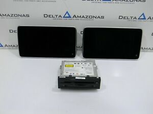 BMW G30 F90 m5 G31 G38 G32 G11 G12 Fondmonitor DVD Rear System Entertainment RSE