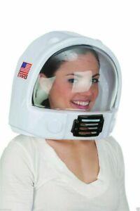 Toy Space Helmet Nasa Astronaut Hat Mask Plastic Costume Accessory Suit