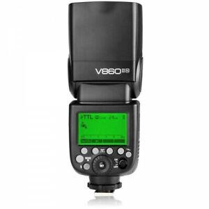 Godox V860II N Kit Flash Speedlite for Nikon DSLR Camera. Original