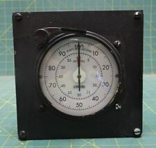 Standard Electric Time Corp. Model S-1 Precision Timer, 115 V 60 Hz