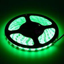 Super Bright 5m Green SMD 5630 300 LED Strip Light Flexible Waterproof DC 12v