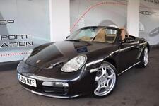 Porsche Convertible Cars