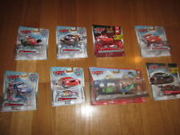 DISNEY PIXAR CARS  DIE CAST VEHICLES 1 : 55 scale various available NEW Mattel