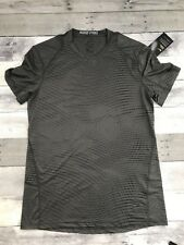 NIKE MENS PRO SIZE MEDIUM SHIRT 838000-038 FITTED TRANNING