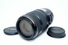 [N MINT] Canon EF 75-300mm f/4-5.6 IS USM Zoom AF Lens From JAPAN #210838
