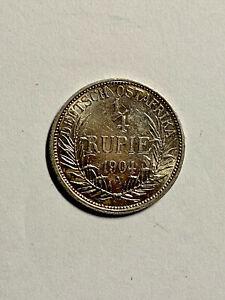 1/4 Rupie 1904 A Deutsch Ost Afrika (J.720)