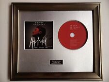 PERSONALLY SIGNED/AUTOGRAPHED CONOR MAYNARD - ANIMAL FRAMED CD PRESENTATION.