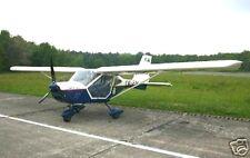 A-22 Vision Aeroprakt A22 Private Airplane Wood Model Free Shipping Big
