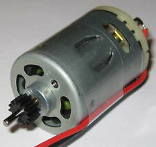 Mabuchi RS-385 Motor - 24V DC - 8600 RPM - Stall 800 mA - 2.3mm Shaft Diameter
