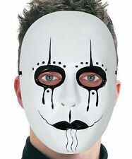 New COSTUME Adult Poisoning Male Mask Masquerade Mime Zombie Halloween Role Play