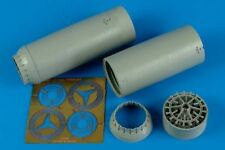 Aires 1/32 Grumman F-14A Tomcat exhaust nozzles open for a Tamiya kit # 2181