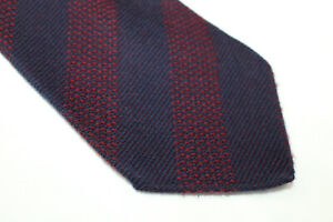 VALENTINO Wool tie Made in Italy F12740  man