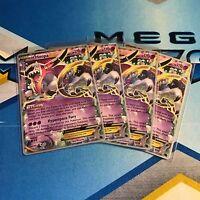 Pokemon TCG : HOOPA EX 36/98 World Championship PROMO 4x NM-Mint