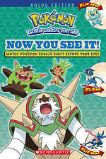 Good, Now You See It! Kalos Edition (Pokemon), no author, Book
