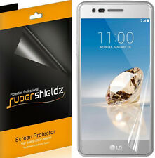 2X Supershieldz HD Clear Full Coverage Screen Protector Shield For LG Aristo