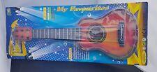 infantil Guitarra Música GUITAR musikgitarre con 6 Cuerdas Plástico Instrumento