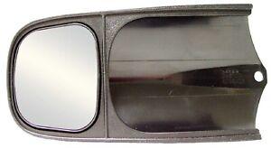 CIPA 10000 Custom ABS Towing Mirror Plastic Black | Select Chevy / GMC / Dodge