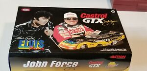 JOHN FORCE 1998 MUSTANG FUNNY CAR ELVIS