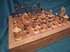 nice old chess set