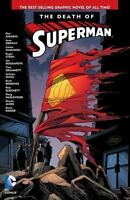 Dan Jurgens; Jerry Ordway; Louise Simonson; Roger Ster .. The Death of Superman
