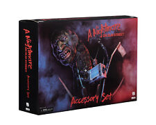 "A Nightmare On Elm street Action Figure Deluxe Accessory Set 7"" Scale NECA"