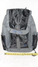 Nautica NX6226 Backpack Black/ Dark Shadow One Size Blue logo bookbag case
