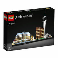 LEGO Architecture - Rare -  Las Vegas 21047 - New & Sealed