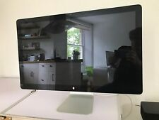 "Apple Cinema Display 27""  LED Built-in iSight Camera 3x USB"