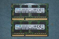 Samsung 16 GB (2X8 GB) PC3L-12800S DDR3-1600 Laptop Memory RAM 18th
