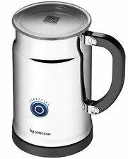 Nespresso Aeroccino Plus Hot Cold Milk Frother NEW