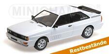 Minichamps 155016120 Audi Quattro 1980 weiß 1:18 NEU/OVP