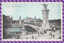 Paris - Le Pont Alexandre III
