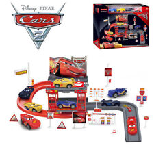 Disney Lightning McQueen Diecast Vehicle Truck Car Racing Track Board Game Toy