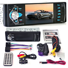 "4"" 1DIN 12V Bluetooth Autoradio FM Radio/MP4/MP5/Audio/Video/USB/SD/TF + Kamera"