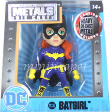 "JADA 84318 2.5"" DC COMIC GIRLS METALS DIECAST ACTION FIGURE BATGIRL M382"