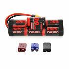 Venom NiMH Battery : Traxxas Stampede 4x4 VXL 8.4V 5000mAh 7 Cell Hump