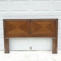 Mid-Century Queen Headboard by American of Martinsville