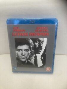 Lethal Weapon Blu Ray Brand New Sealed