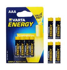 Pile Alcaline Varta ~ 1,5V ~ LR3 ~ AAA ~ Energy (4 pièces)