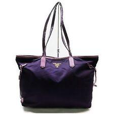 Prada Tote Bag  Purple Nylon 1900581