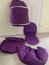 Silver cross Wayfarer/Pioneer Colour Pack With Seat Liner