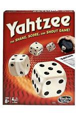 Yahtzee Classic Hasbro Dice Board Game BRAND NEW
