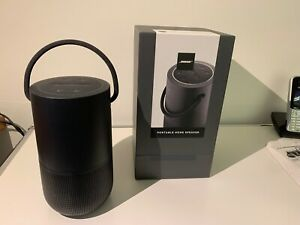 BOSE Portable Home Speaker Schwarz in OVP ,absolut neuwertig