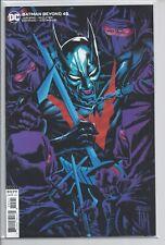 Batman Beyond #45 - DC Comics Manapul Variant Modern Age 2020 NM/MT